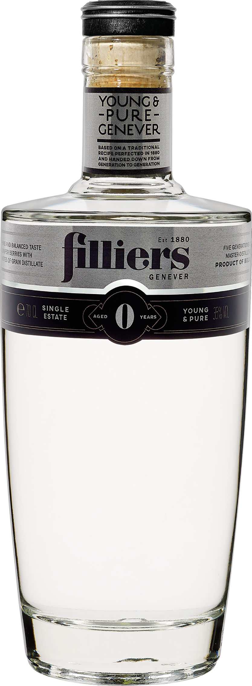"Filliers Genever ""Young & Pure"""
