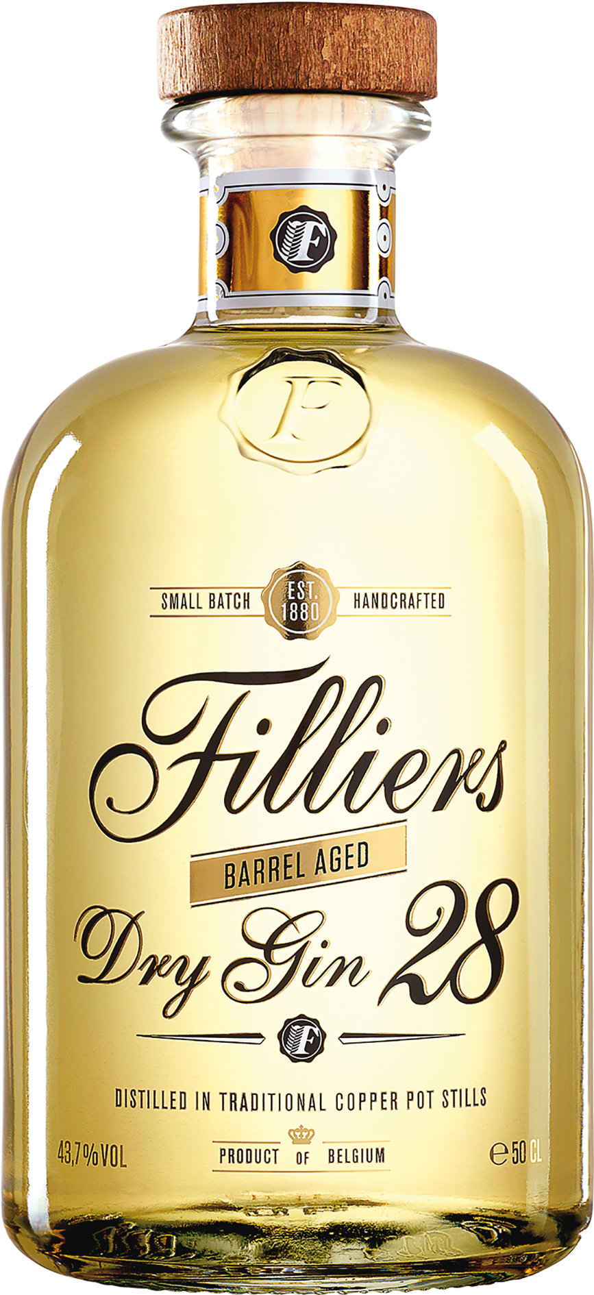 Filliers Dry Gin 28 - Barrel Aged Dry Gin