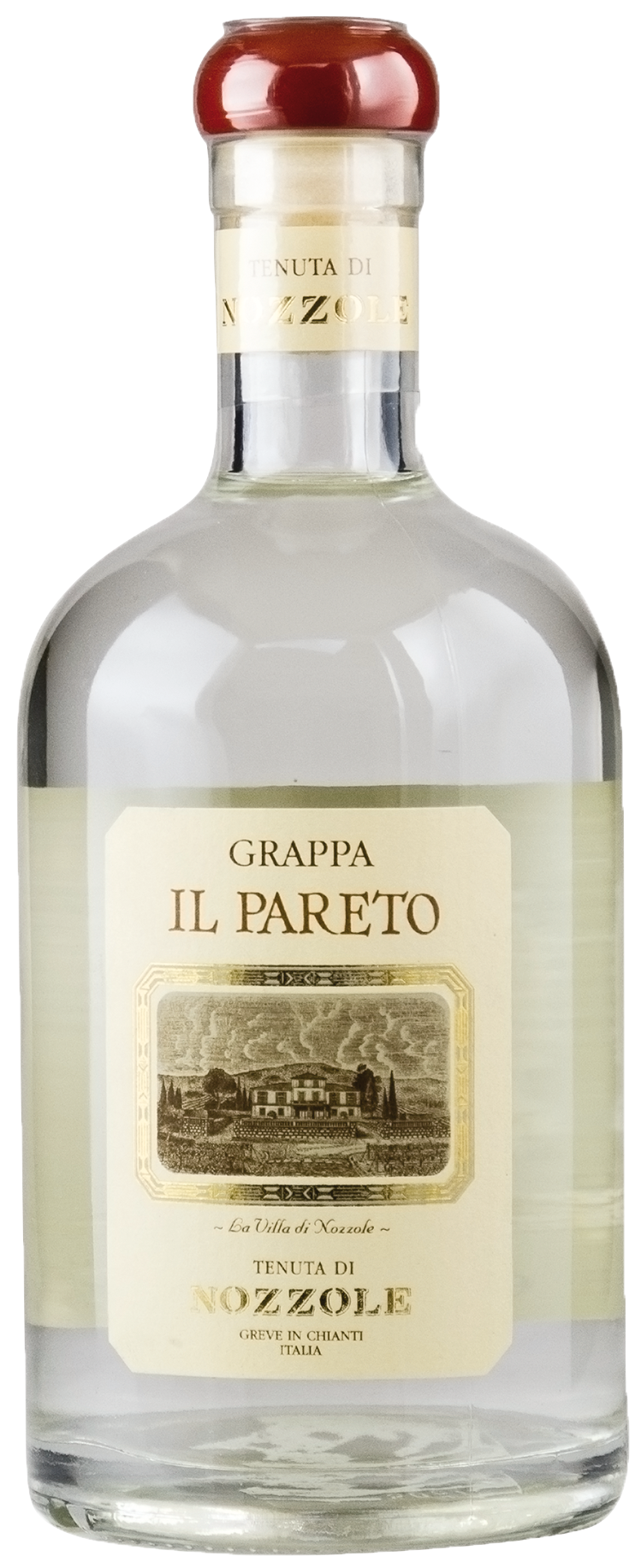 Grappa 'Il Pareto'