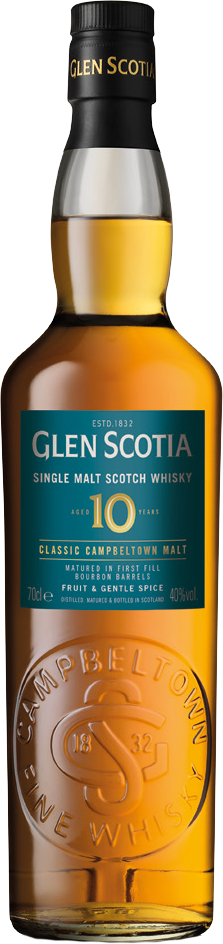 Glen Scotia 10 Jahre unpeated