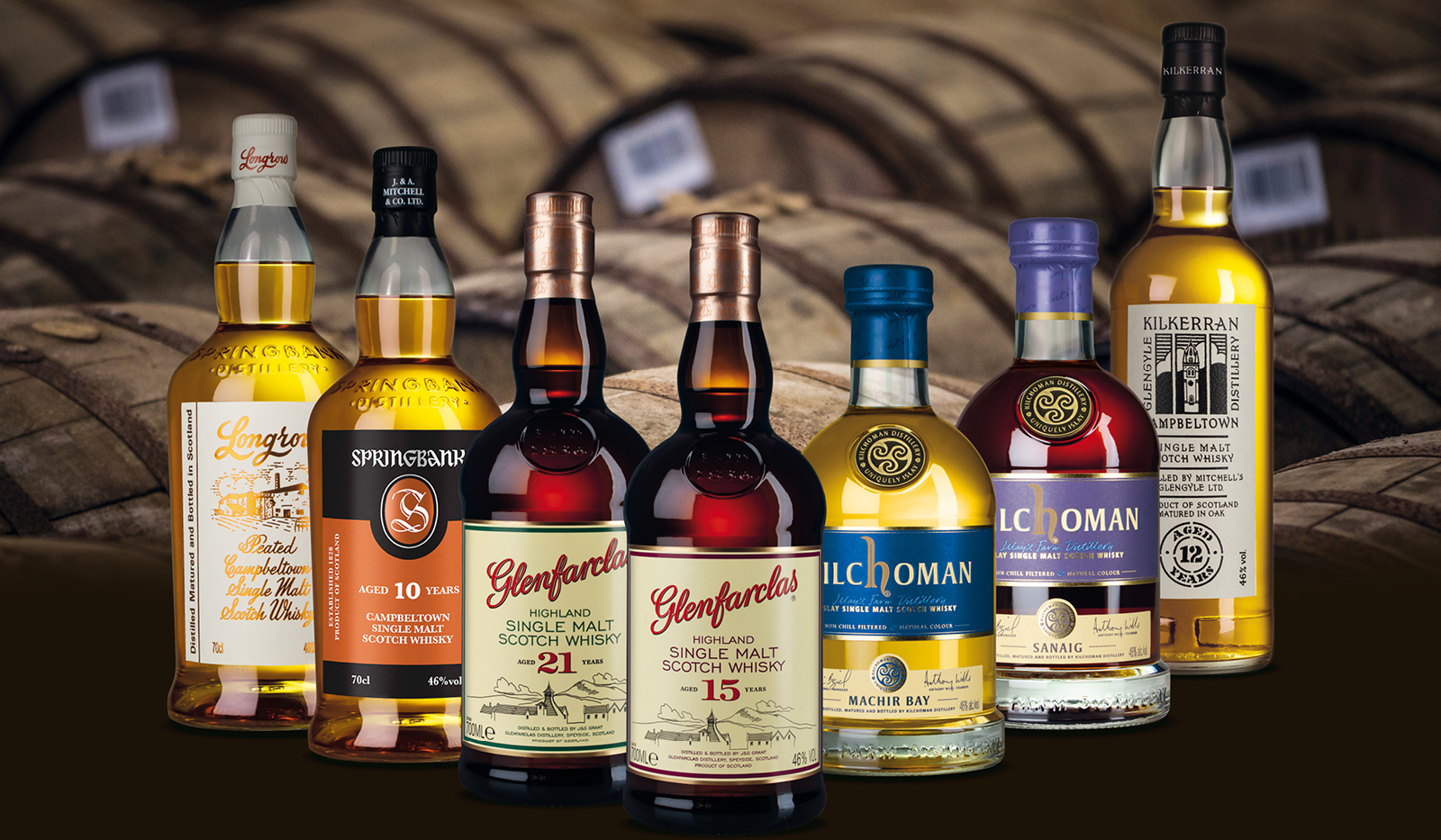 The Independent Malts Collection