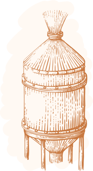Illustration Mash Tun