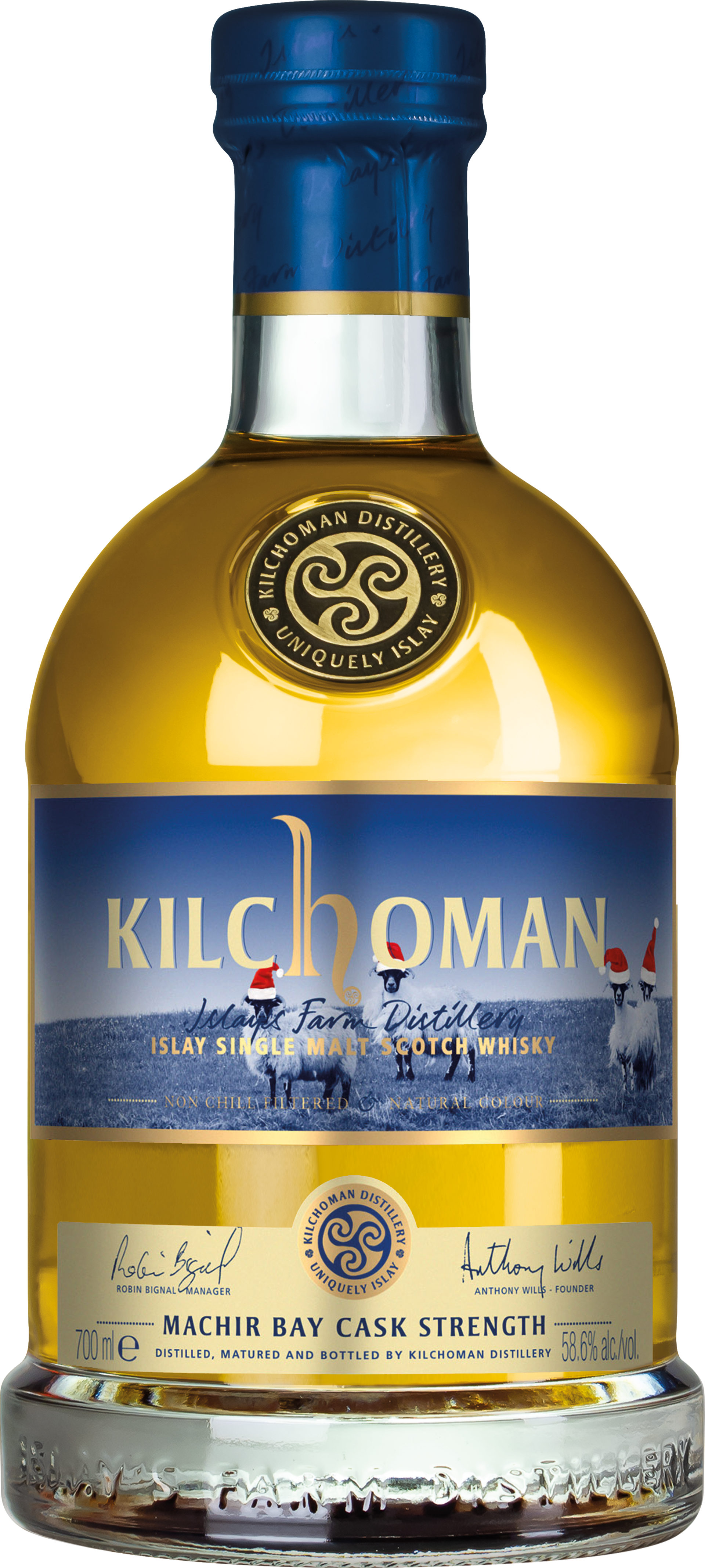 Kilchoman Machir Bay CS (Festive Edition 2020)